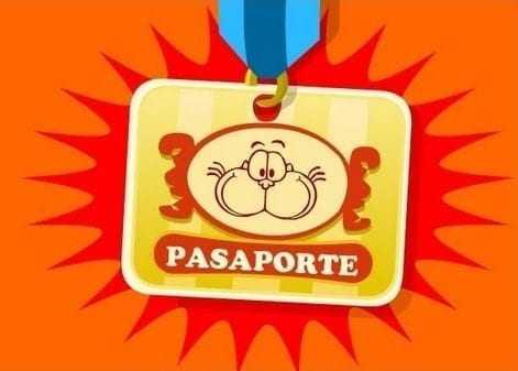 Pasaporte Mundo Gaturro Dar de baja