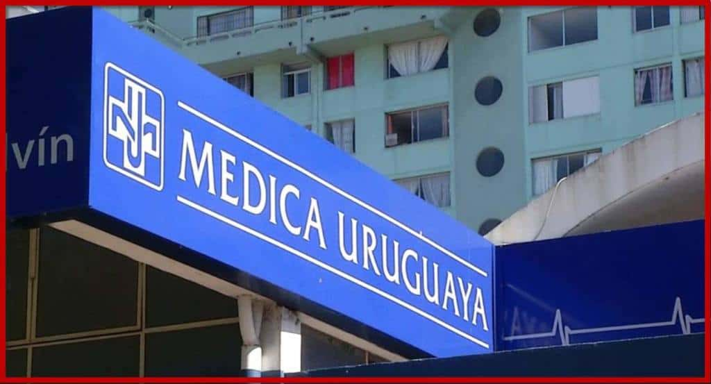 Dar de baja Medica Uruguaya