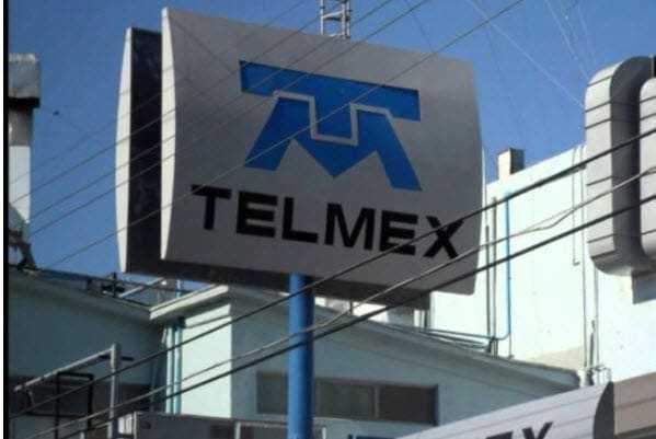 Telmex cartel como oficina