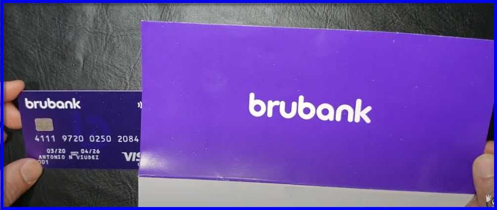 Como Dar de Baja BruBank Banking
