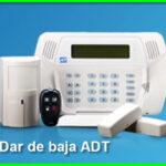 Dar de Baja ADT Alarmas